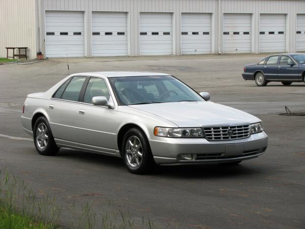 Cadillac Seville STS #1