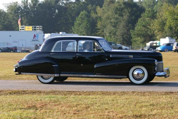 Cadillac Sixty Special Base #1