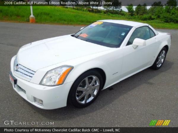 Cadillac XLR Alpine White Edition #3