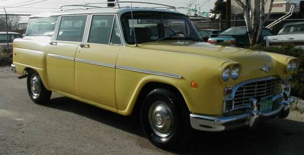 1969 Checker Marathon