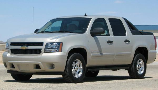 Chevrolet Avalanche LS #3