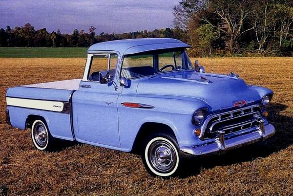 Chevrolet Cameo Carrier #1