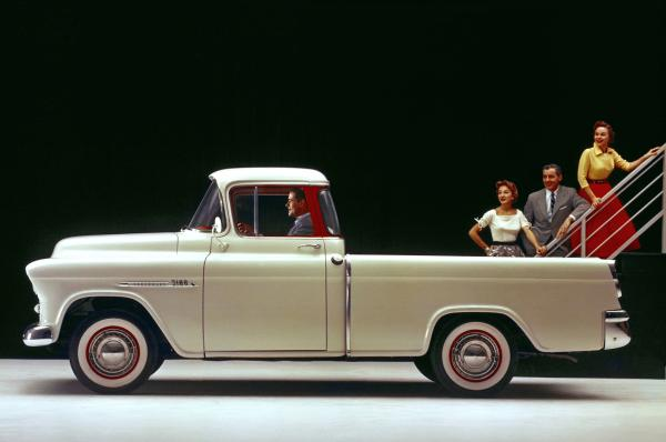 Chevrolet Cameo Carrier #2