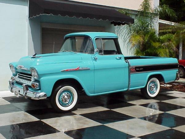 Chevrolet Cameo Carrier #5