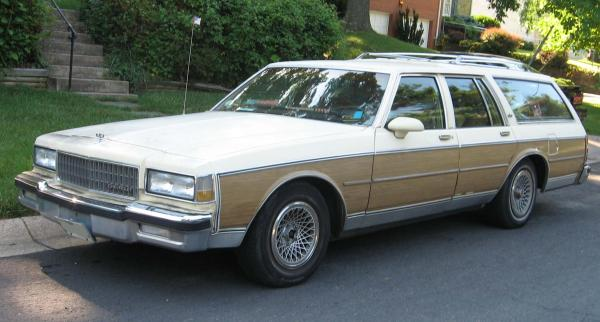 1986 Chevrolet Caprice Classic - Information and photos