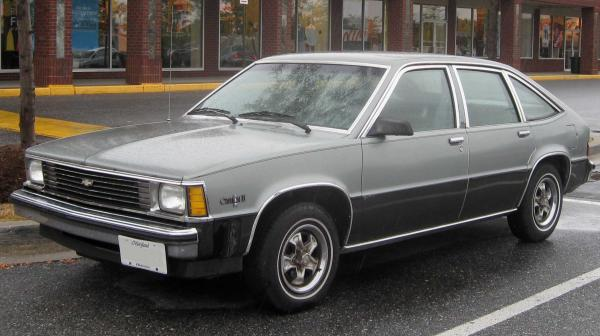 Chevrolet Citation 1983 #2