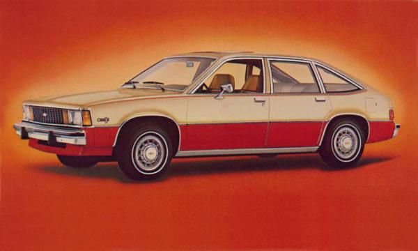 Chevrolet Citation 1983 #4