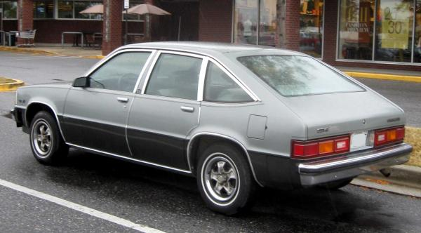 Chevrolet Citation #2