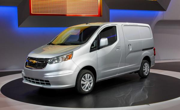 Chevrolet City Express #2