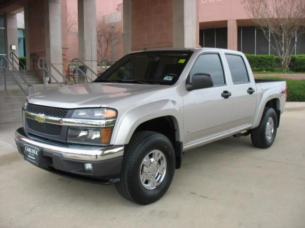 Chevrolet Colorado 2007 #2