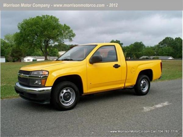 Chevrolet Colorado 2007 #4