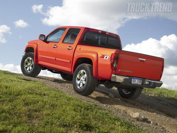 Chevrolet Colorado 2009 #3