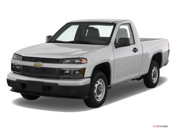 Chevrolet Colorado 2009 #4