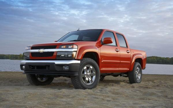 Chevrolet Colorado 2010 #3