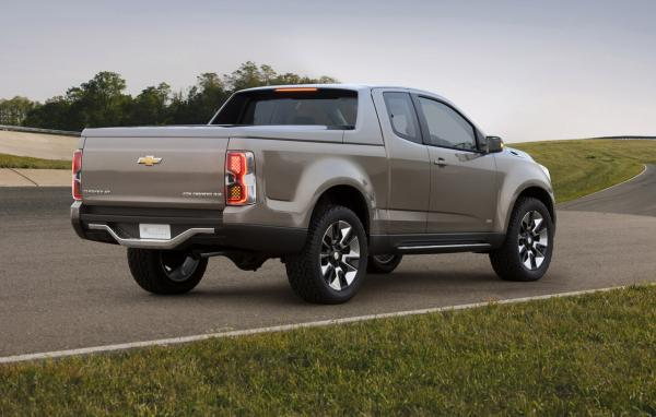 Chevrolet Colorado 2012 #2