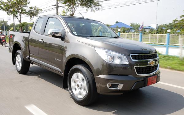 Chevrolet Colorado 2012 #5
