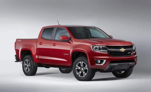 Chevrolet Colorado 2015 #4