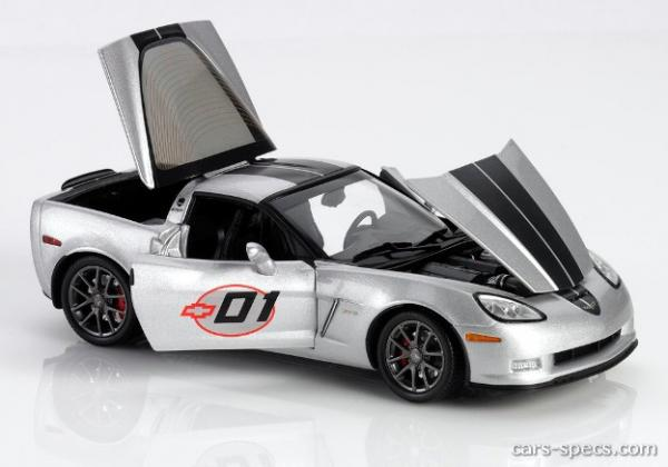 Chevrolet Corvette Competition Sport Spec Ed #4
