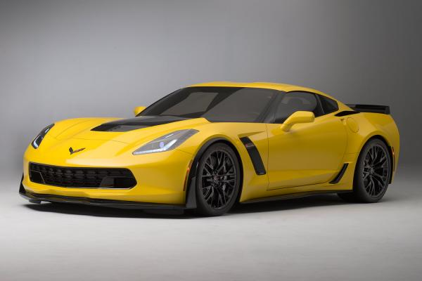 Chevrolet Corvette Stingray 2015 #5
