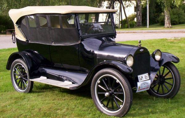 1922 Chevrolet Delivery