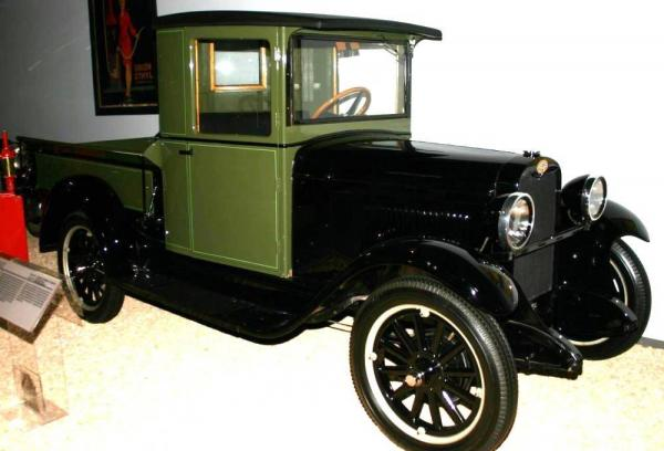 1928 Chevrolet Delivery