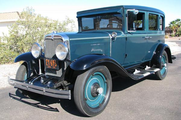 1929 Chevrolet Delivery
