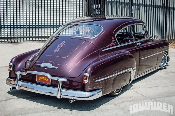 Chevrolet Fleetline 1952 #1
