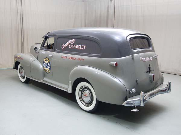 1941 Chevrolet Panel Delivery
