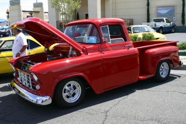 Chevrolet Stepside Pickup #5