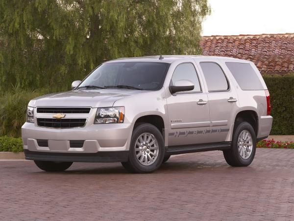 Chevrolet Tahoe Hybrid Base #2