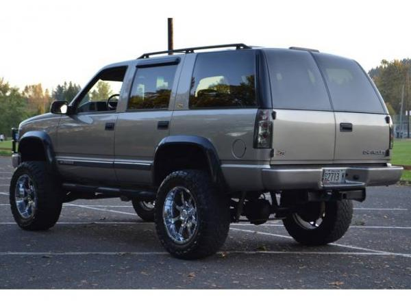 Chevrolet Tahoe Limited/Z71