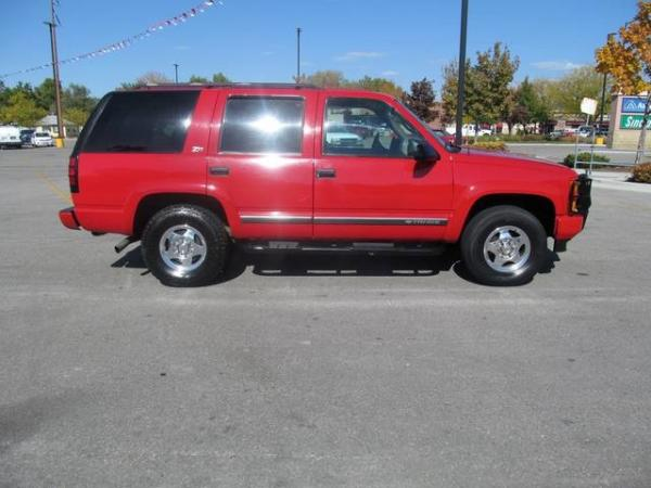 Chevrolet Tahoe Limited/Z71 #2