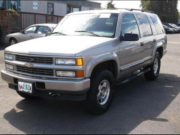 Chevrolet Tahoe Limited/Z71 #5