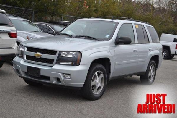 Chevrolet TrailBlazer 2008 #3