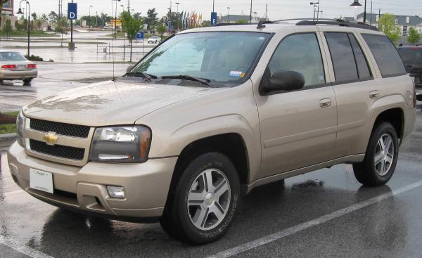 Chevrolet TrailBlazer 2008 #5