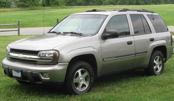 Chevrolet TrailBlazer EXT 2006 #5