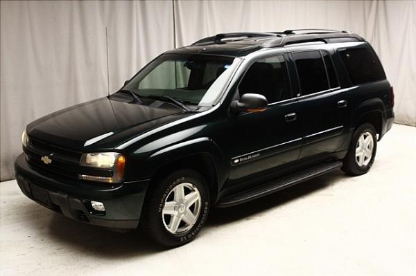 Chevrolet TrailBlazer EXT LT #1