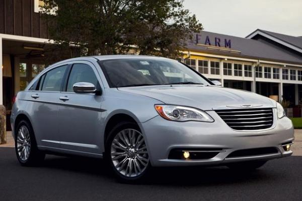 Chrysler 200 2014 #4