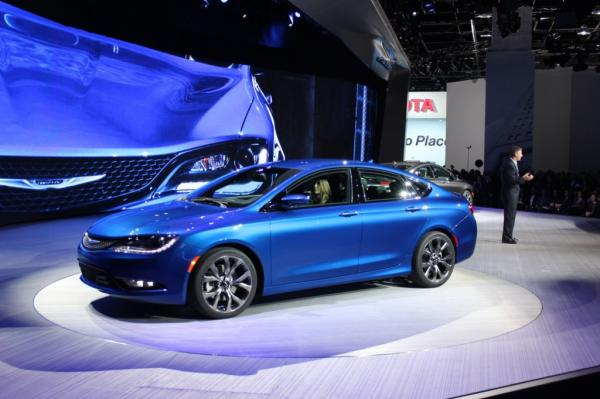 Chrysler 200 2015 #4