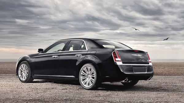 Chrysler 300 2014 #4
