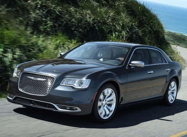 Chrysler 300 2015 #3