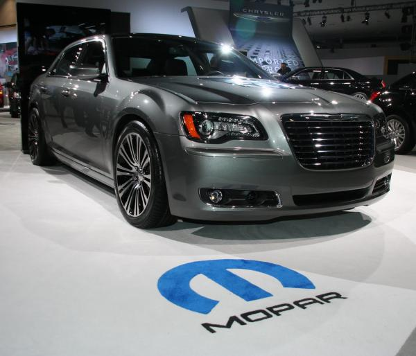 Chrysler 300 S V8 #5