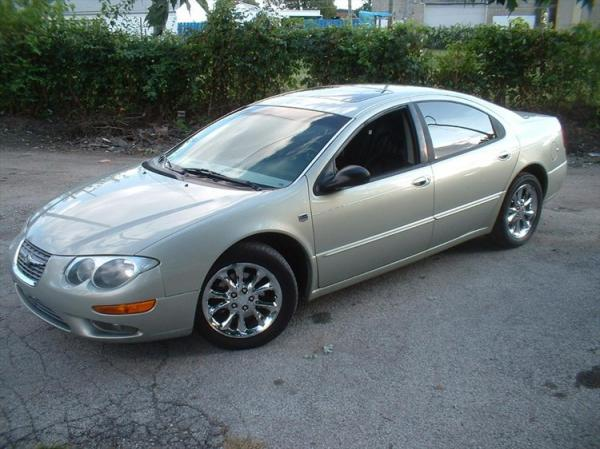 1999 Chrysler 300m Information And Photos Momentcar
