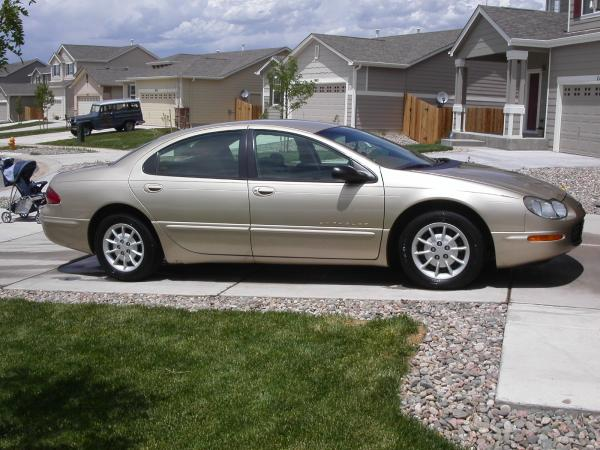 1998 chrysler concorde information and photos momentcar. Cars Review. Best American Auto & Cars Review