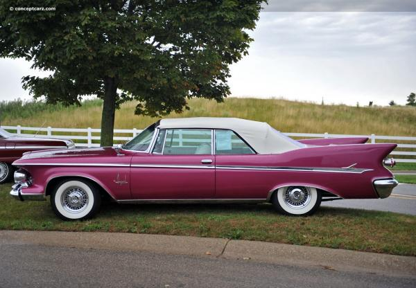 Chrysler Crown Imperial 1961 #1