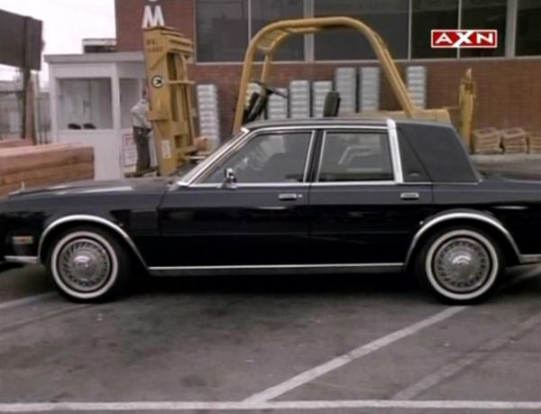 1986 Chrysler Fifth Avenue - Information and photos ... 1986 Chrysler Lebaron Town And Country