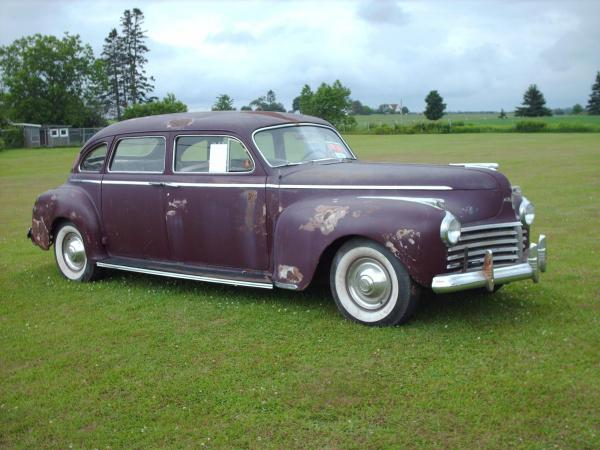 1941 Chrysler Imperial