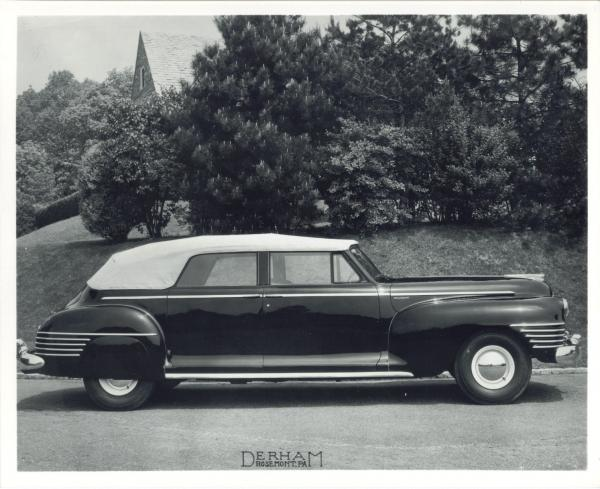 1942 Chrysler Imperial