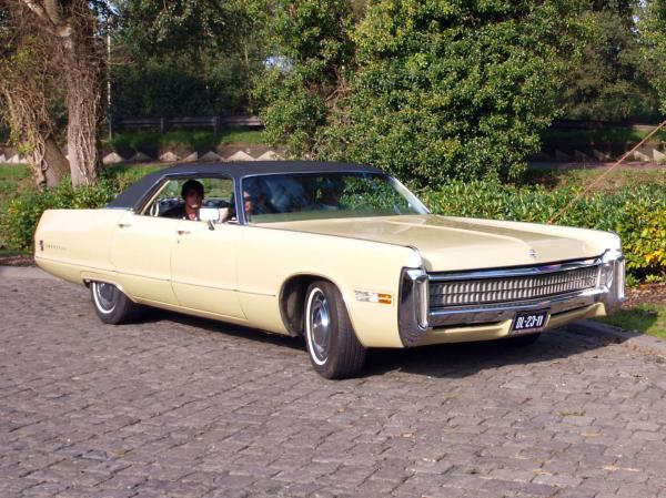 Chrysler Imperial LeBaron