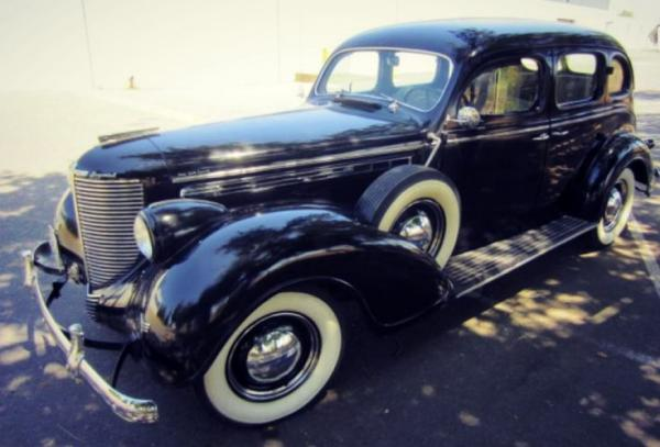 1938 Chrysler New York Special